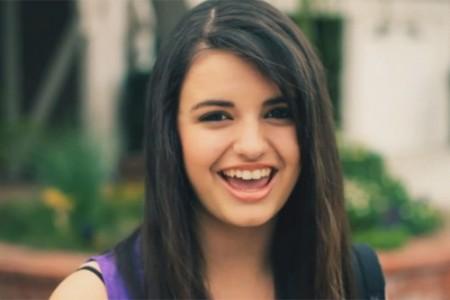 """Rebecca Black, kurios dainelė """"You Tube"""" peržiūrėta daugiau kaip 42 milijonus kartų, laikoma fenomenu."""